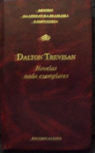 novelas nada exemplares - dalton trevisan - frete grátis