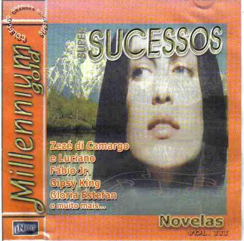 novelas - supersucessos - millenium gold