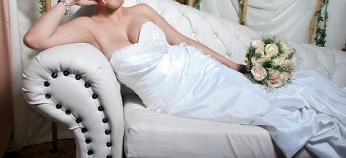 novia accesorios vestido
