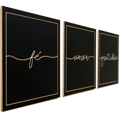 novidade conjunto kit quadros decorativos para quarto e sala