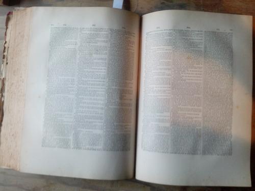 novísimo diccionario d la lengua castellana..1886