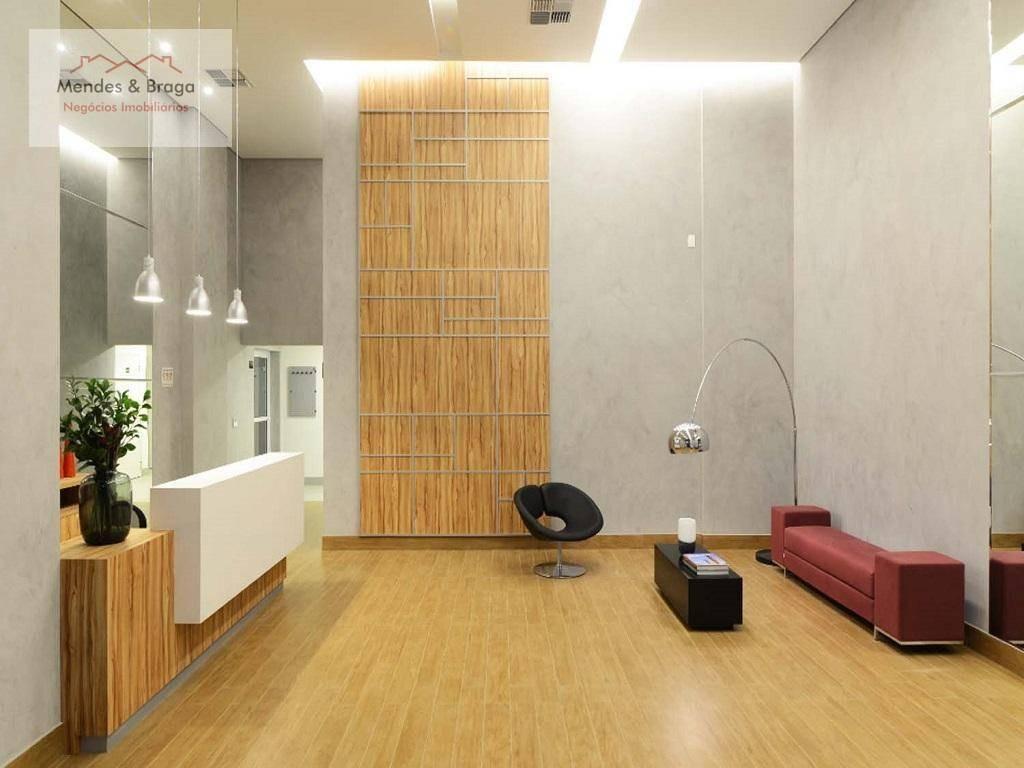 novíssima cobertura - composite des arts 95m² - co0003