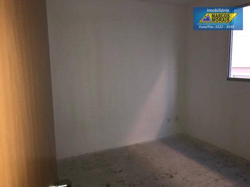 novo apartamento com 2 dormitórios à venda, 42 m² por r$ 140.000 - éden - sorocaba/sp - ap2237