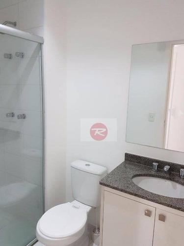 novo, apartamento na bela vista, 2 dorm. 1 suite, 1 vaga - ap0039
