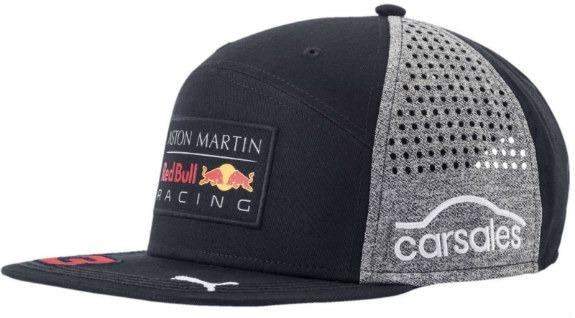 Novo Boné Aba Reta Red Bull Racing F1 Daniel Ricciardo 2018 - R  198 ... 16d7a844c45