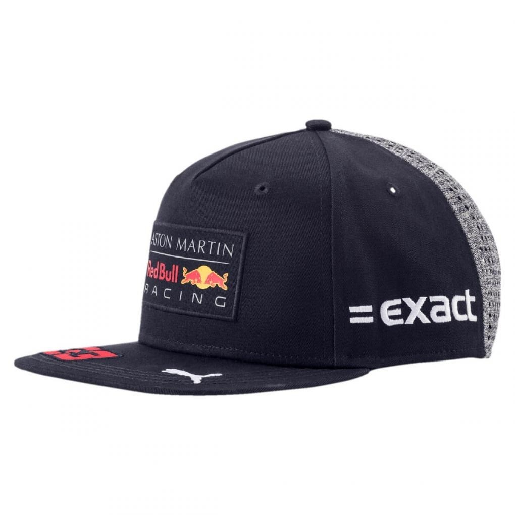 novo boné aba reta red bull racing f1 max verstappen 2018. Carregando zoom. db711392b8d