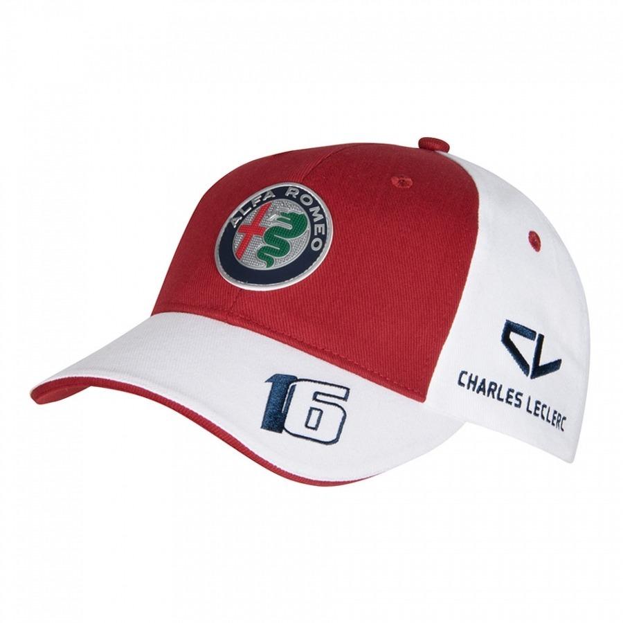05e0ddfdb6585 Novo Boné Alfa Romeo Sauber F1 Team 2018 - Charles Leclerc - R$ 269 ...