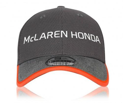 Novo Boné Mclaren Honda F1 Team Fernando Alonso 2017 Em Sp - R  229 ... 32a6396270c