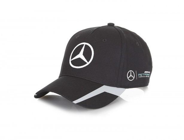 7e411ddcf6 Novo Boné Mercedes Amg Petronas F1 Lewis Hamilton 2016 - R$ 219,99 .