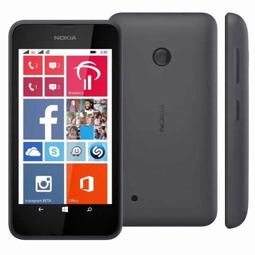novo celular modelo nokia lumia 532 dual sim windows barato