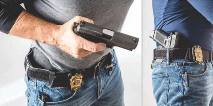 Resultado de imagem para coldre Pistolas Glock