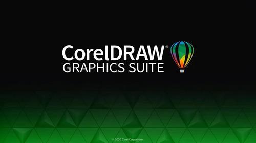novo coreldraw graphics suite 2020