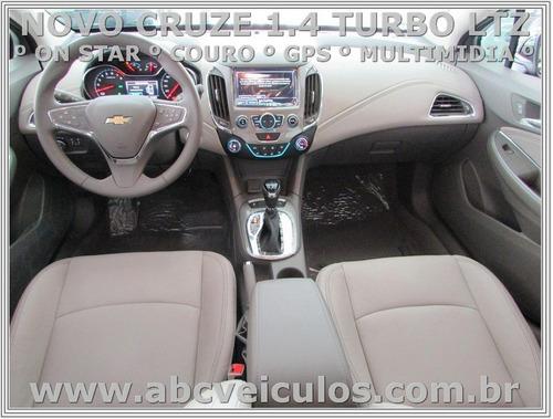 novo cruze sedan ltz 1.4 turbo 17/18 0km pronta entrega 1052