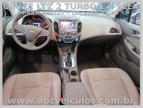 novo cruze sedan ltz i i 1.4 turbo 17/17 0km pronta entrega