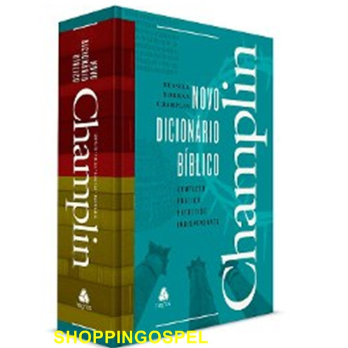 novo dicionário bíblico champlin completo ed hagnos
