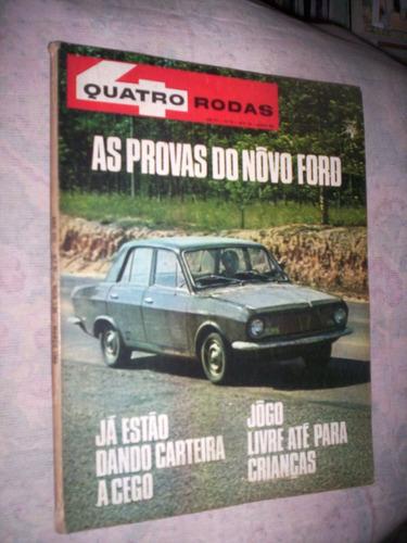 novo ford volga porsche  1968