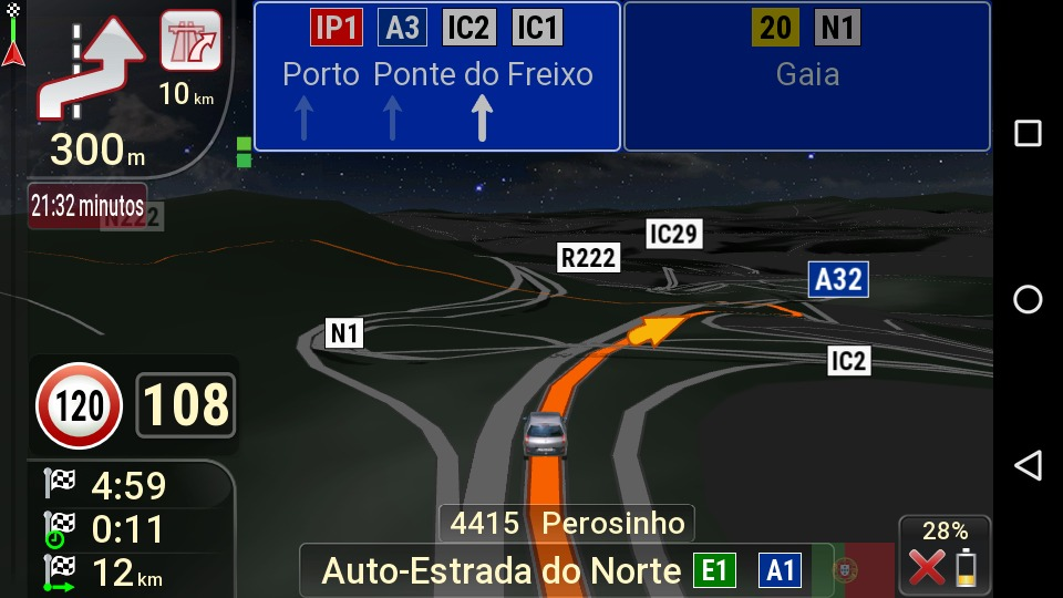 Igo primo argentina android apps