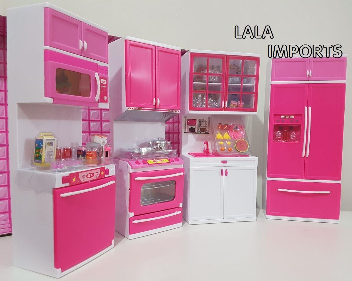 Como Fazer Armario De Cozinha Para Barbie With Como Fazer Armario