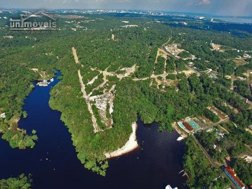 novo lançamento vivenda das marinas, venda de a partir de 250 m²,  ponta negra, manaus / am - te00039 - 3216855