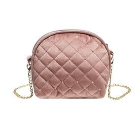 67daf3e2f Bolsa Saco Pequena Preta - Bolsas Femininas Rosa claro no Mercado ...