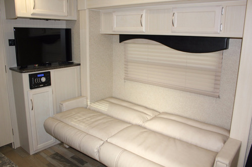 novo modelo trailer importado winnebago com slide out 0 km