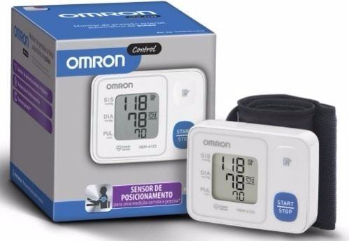 9b5e59916 Novo Monitor Pressão Pulso Omron Inmetro Com Garantia 5 A - R  149 ...