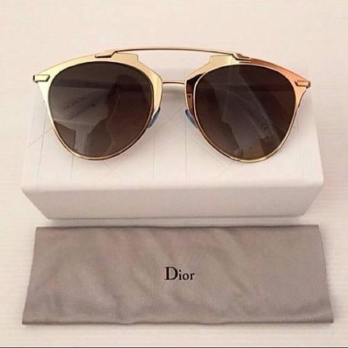 6c5feb284 Novo Oculos De Sol Christian Dior Reflected Original - R$ 694,99 em ...