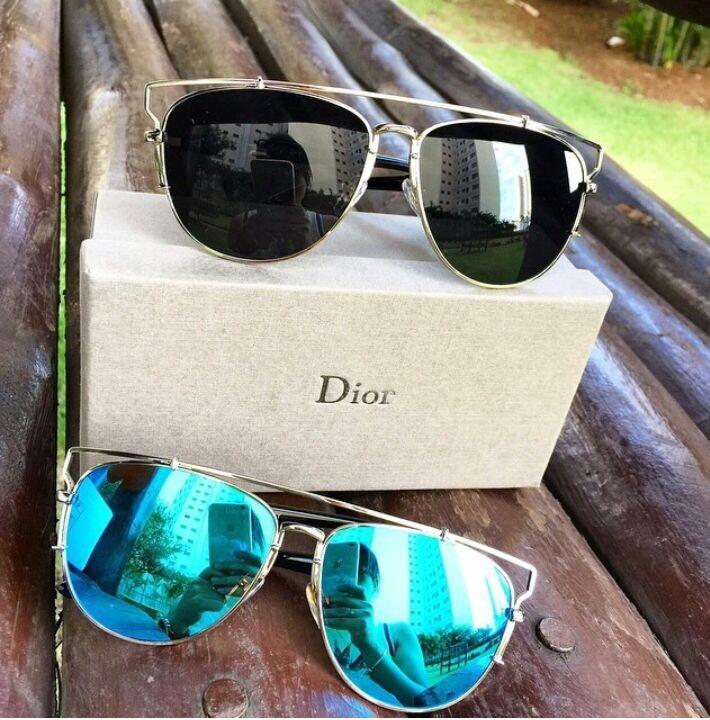 87a30cff04882 Novo Oculos De Sol Dior Technologic Original Completo - R  699,99 em  Mercado Livre
