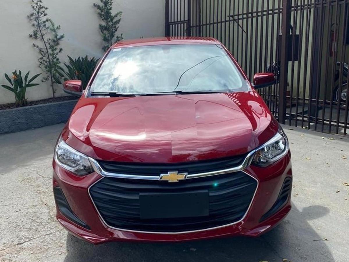 Novo Onix Hatch Lt Zero Km 2020 A Partir De R 52 900 Em Mercado Livre