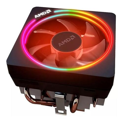 novo  processador amd ryzen 7 3800x 3.9ghz 32mb am4 wraith