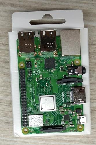 novo raspberry pi 3 b + (b plus) 1.4ghz gigabit 802.11ac