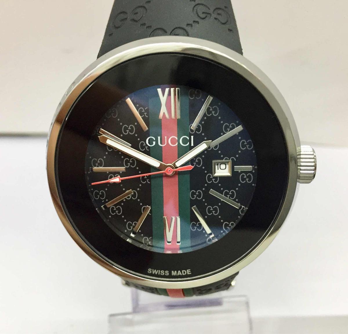 2483d970b9d novo relógio gucci silver. Carregando zoom.