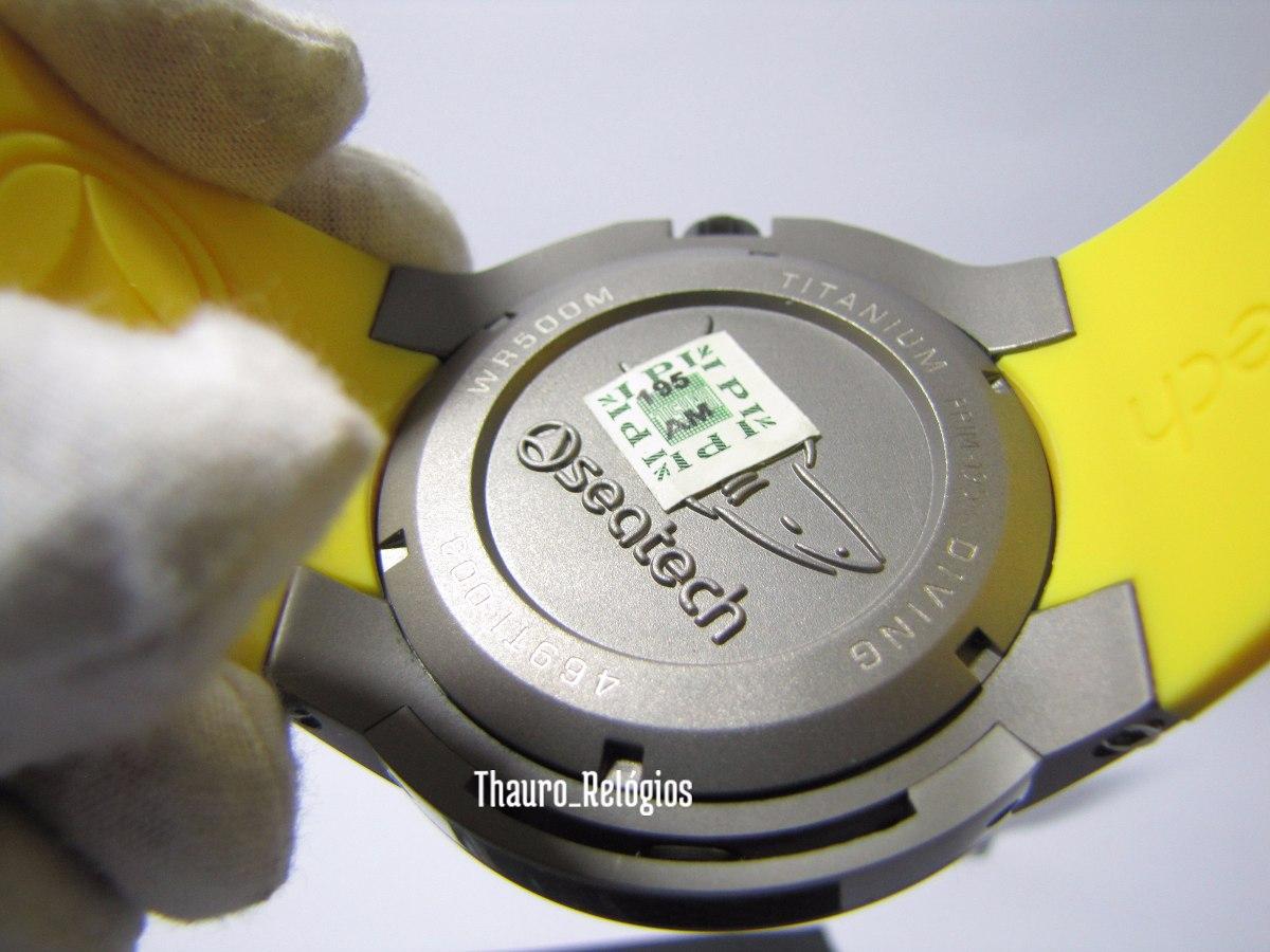 7777316a099 novo relógio orient seatech mergulho 469ti003 automático kit. Carregando  zoom.