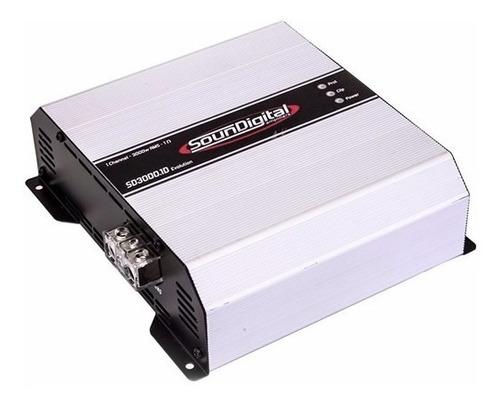 novo sd3000 evolution 1 canal 3000wrms 2 ohm 3k sd 3000 evo!