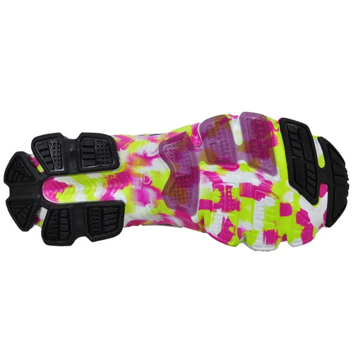 novo tenis asics colorido macio passeio lazer mc ludimilla