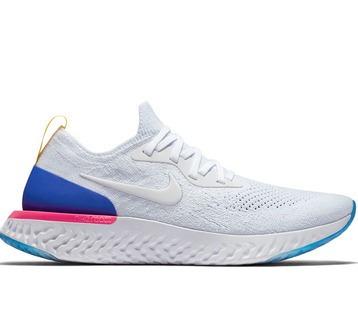 cee669759d7 Novo Tenis Nike Epic React Flyknit Feminino -p corrida - R  650