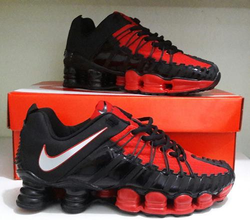 best sneakers 168a3 cb456 ... spain novo tenis nike shox 12 molas 100 original na caixa 011fa da8e6