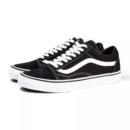 820578faeb2 Novo Tenis Vans Old Skool Skate Casual Homem Mulher Promoção - R  49 ...