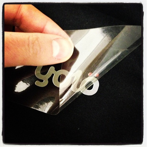 novo termo foil + foil - escolha a cor - 30 cm x 1 mt