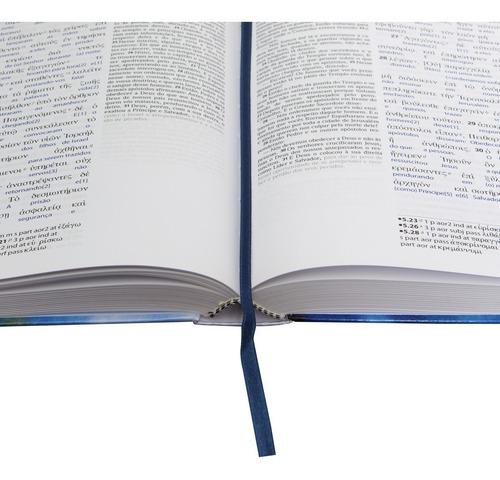 novo testamento interlinear - grego português pronta entrega