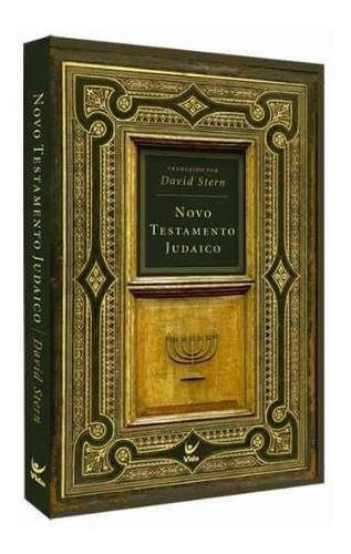 novo testamento judaico / david h. stern