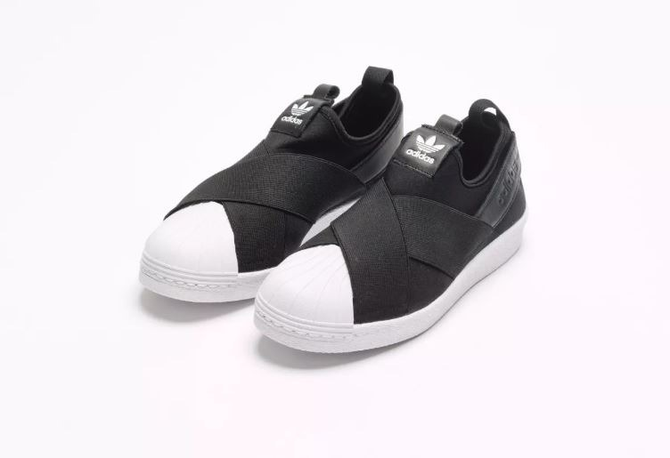 Novo Tênis adidas Superstar Slip On Unissex Original - R  300 a969b105787