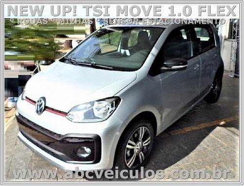 novo  up 1.0 tsi move 4 portas ano 17/18- pronta entrega