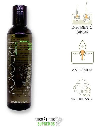 novocrin champú anticaída