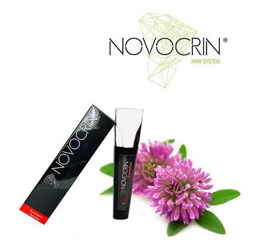 novocrin tratamiento pestañas fortalecedor desde raíz