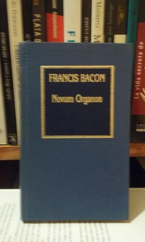 novum organon 218 paginas francis bacon hyspamerica