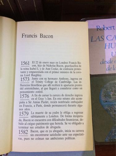 novum organum, francis bacon