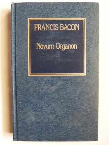 novum organun francis bacon orbis biblioteca pensamiento