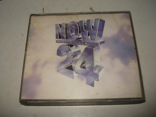 now 24 - 2 cds uk stereo mc's cappella duran lennox beloved