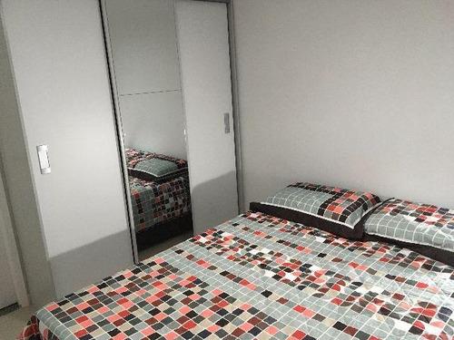 now studios ipiranga (zs121) mobiliado || lazer completo